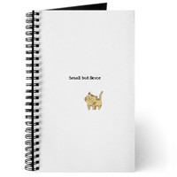 Small But Fierce Journal From Toradora by KishesGifts