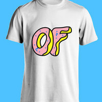 Mens / Womens OFWGKTA ODD FUTURE Doughnut Of Tyler The Creator T SHIRT Wolf Gang
