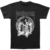 Pentagram Virgin Witch T-shirt - Pentagram - P - Artists/Groups - Rockabilia