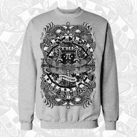 After the Burial - Dragonfly Crewneck