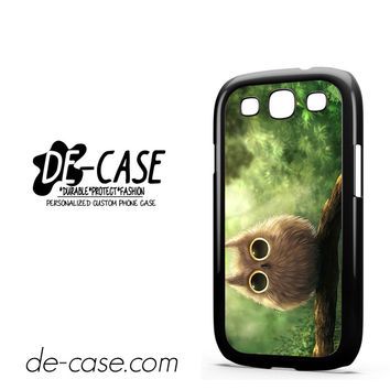 Cute Baby Owl For Samsung Galaxy S3 Case Phone Case Gift Present