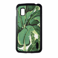 banana leaves LG Nexus 4 Case
