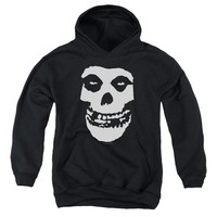 Misfits - Fiend Skull Youth Pull Over Hoodie