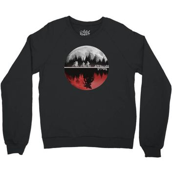 stranger things Crewneck Sweatshirt