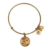 Kansas City Royals™ Cap Logo Charm Bangle