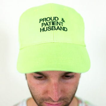 90s funny lime green hat, weird vtg neon baseball cap, 1990s accessories, health goth, american apparel, tumblr, kawaii, vaporwave aesthetic