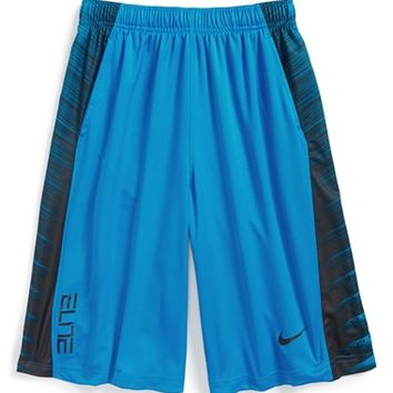 Boy's Nike 'Elite Wing' Dri-FIT Athletic Shorts,