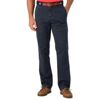 Trim Fit Skipjack Pants in True Navy by Southern Tide