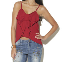 Bow Cami | Shop Just Arrived at Wet Seal