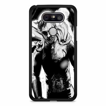 Conor Mcgregor One Punch Man LG G5 Case