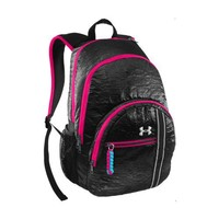 UA Charm City Backpack Bags by Under Armour One Size Fits All Black