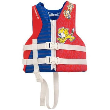 Stearns Hydroprene Kids Tiger Life Jacket