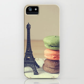 Macaroons iPhone Case by Adeline Lee | Society6