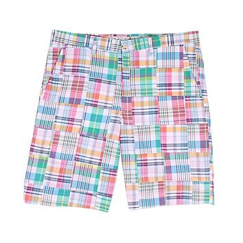 New Pastel Madras Shorts by Country Club Prep - FINAL SALE