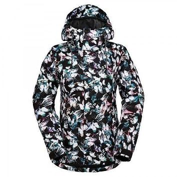 Volcom Bolt Insulated Snowboarding Jacket