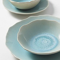 "Jars ""Plume"" Dinnerware, Ocean Blue - Solids - Bloomingdales.com"