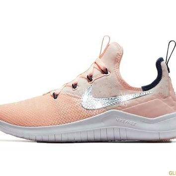Nike Free TR 8 + Crystals - Crimson Tint 61851710a