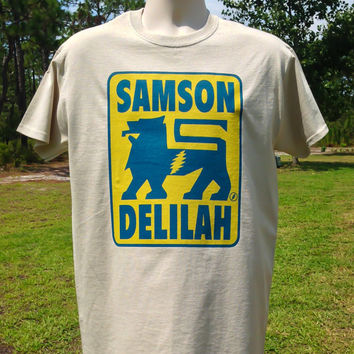 Samson And Delilah Grateful Dead T Shirt in mens and womens sizes  + Grateful Dead 50th + Bob Weir