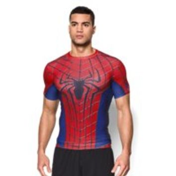 Under Armour Mens Under Armour Spider-Man Compression Shirt