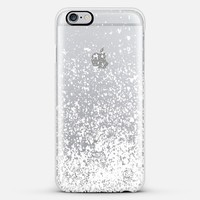 White Sparkly Day iPhone 6 Plus case by Marianna Tankelevich | Casetify