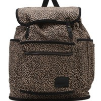 Rip Curl Chambers Leopard School Backpack - Womens Backpack - Leopard - NOSZ