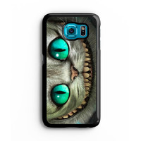 Chesire Cat Alice Samsung S6 s5 s4 S3 Case, Note 3 4 5 Case, iPhone 6s 5s 5c 4s Cases, iPod case, HTC case, Xperia Z3 case, LG G3 Nexus case, iPad cases