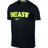 Nike Men's Football Beast Mode Legend Graphic T-Shirt