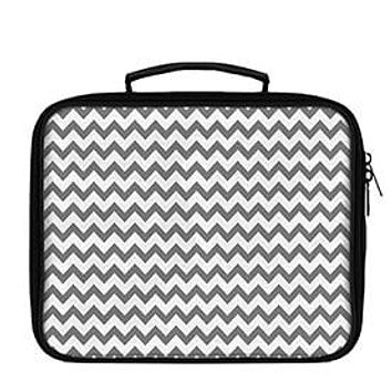 Chevron Pattern Lunch Box