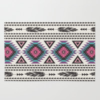 Tribal Spirit Rug by Bohemian Gypsy Jane
