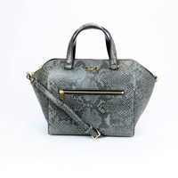 Kate Spade Savannah Snake Skin Medium Tote