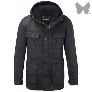 Barbour Men's Northolt Jacket – Navy MWX0715NY92 - Mens - Barbour - Our Brands | Country Attire