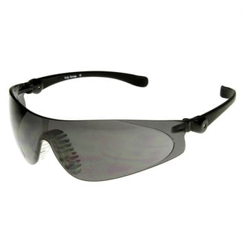Mens 2 Way Adjustable Professional Sports Protective Safety Goggles Glasses 8749