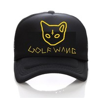 ca kuyou Odd Future Tyler The Creator Baseball Cap