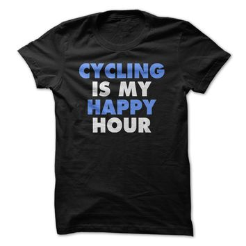 Cycling Is My Happy Hour