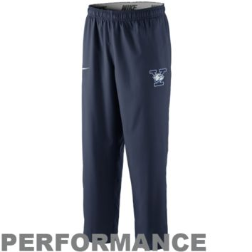 Nike Yale Bulldogs Victor Woven Performance Pants - Navy Blue