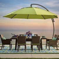 13' European Side Mount Umbrella