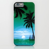 Sunset five iPhone & iPod Case by Ylenia Pizzetti | Society6