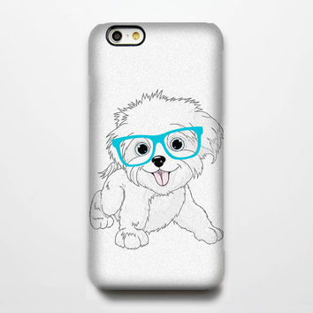 Cute Pet iPhone 6 Case/Plus/5S/5C/5/4S Protective Case #271