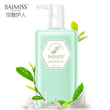 BAIMISS Green Tea Deep Repair Body Cream Body Lotion Moisturizing Soothing Whitening Cream Anti Wrinkle Skin Care Body Care