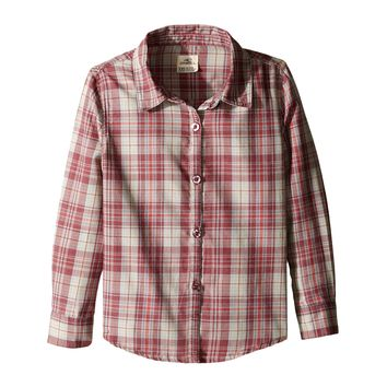 O'Neill Kids Blake Long Sleeve Button Down (Little Kids/Big Kids)
