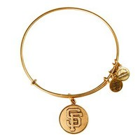 San Francisco Giants™ Cap Logo Bangle - Alex and Ani