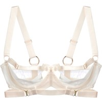 BORDELLE 'Gia' shelf bra