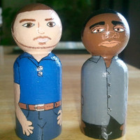 "From the show ""Psych"" - characters"
