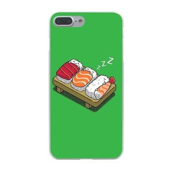 Sleeping Sushi Phone Case