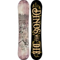 Dinosaurs Will Die Kwon Snowboard One Color,