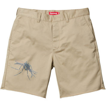 Supreme: Mosquito Work Short - Khaki