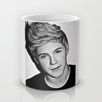 Niall Horan Mug by D77 The DigArtisT