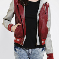 Urban Outfitters - OBEY Varsity Lover Bomber Jacket