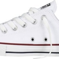 Converse Chuck Taylor All Star OX Shoe - Women's Optical White, 8.5