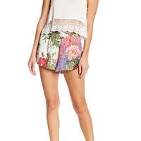 SHOW ME YOUR MUMU | Floral Sawyer Shorts | Nordstrom Rack